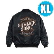 刺繍ジャケット(XL) 【サマソニ 20周年記念プレミアムグッズ】 ※事後販売分