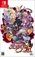 【Nintendo Switch】魔界戦記ディスガイア4 Return