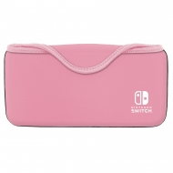 Game Accessory (Nintendo Switch)/Quick Pouch For Nintendo Switch Lite ペールピンク