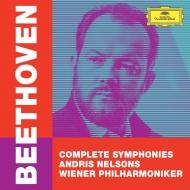 交響曲全集 アンドリス・ネルソンス&ウィーン・フィル(5CD+ブルーレイ・オーディオ)