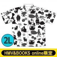沖縄アートかりゆし シャツ(2L)【HMV&BOOKS online限定】