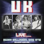 Live...Agora Ballroom, Ohio 1978