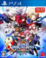 【PS4】BLAZBLUE CROSS TAG BATTLE Special Edition