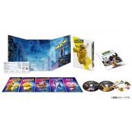 名探偵ピカチュウ 豪華版 Blu-ray&DVD セット