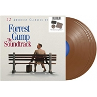 フォレスト・ガンプ Forrest Gump オリジナルサウンドトラック (Box Of Chocolates Brown)(ブラウン・ヴァイナル仕様/3枚組アナログレコード)
