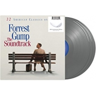 フォレスト・ガンプ Forrest Gump オリジナルサウンドトラック (25th Anniversary Silver)(シルバー・ヴァイナル仕様/3枚組アナログレコード)