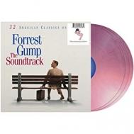 フォレスト・ガンプ Forrest Gump オリジナルサウンドトラック (Bubba Gump Shrimp Pink)(ピンク・ヴァイナル仕様/3枚組アナログレコード)