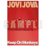 ジョビジョバライブ『Keep On Monkeys』公演パンフレット