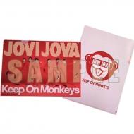 ジョビジョバライブ『Keep On Monkeys』公演クリアファイル