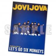 ジョビジョバライブ『LET'S GO SIX MONKEYS』公演パンフレット