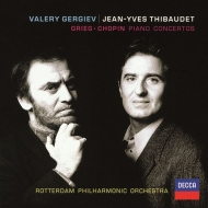 Piano Concerto: Thibaudet(P)Gergiev / Rotterdam Po +chopin: Concerto, 2,