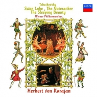 3大バレエ組曲〜白鳥の湖、くるみ割り人形、くるみ割り人形 ヘルベルト・フォン・カラヤン&ウィーン・フィル