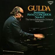 Piano Concerto, 4, 5, : Gulda(P)H.stein / Vpo