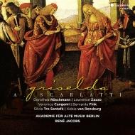 『グリゼルダ』全曲 ルネ・ヤーコプス&ベルリン古楽アカデミー、ドロテア・レシュマン、ローレンス・ザッゾ、他(2002 ステレオ)(3CD)
