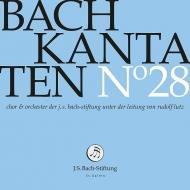 カンタータ集 第28集〜第5番、第157番、第227番 ルドルフ・ルッツ&バッハ財団管弦楽団