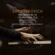 Piano Concerto, 1, 2, : Shostakovich(P)Vaillant(Tp)Cluytens / French National Radio O