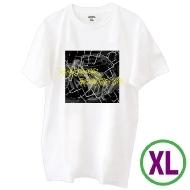アリーナツアー2019ロゴTシャツ ホワイト(XL)