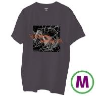 アリーナツアー2019ロゴTシャツ チャコール(M)