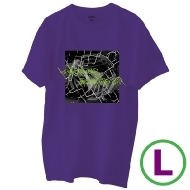 アリーナツアー2019ロゴTシャツ パープル(L)