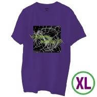 アリーナツアー2019ロゴTシャツ パープル(XL)