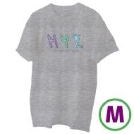 KYZ Summer Tシャツ 杢グレー(M)
