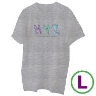KYZ Summer Tシャツ 杢グレー(L)