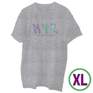 KYZ Summer Tシャツ 杢グレー(XL)