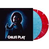 チャイルド・プレイ(2019)(ブルー&レッド・カラーヴァイナル仕様/2枚組/180グラム重量盤レコード)