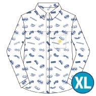 オックスフォードシャツ(XL)/ A10tion!