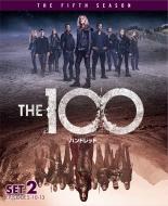 THE 100/ハンドレッド <フィフス> 後半セット(1枚組/10〜13話収録)