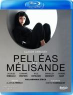 『ペレアスとメリザンド』全曲 チェルニャコフ演出、アルティノグリュ&チューリッヒ歌劇場、コリーヌ・ウィンタース、他(2016 ステレオ)(日本語字幕、解説付)