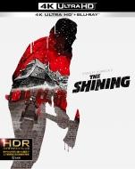 シャイニング 北米公開版<4K ULTRA HD&HDデジタル・リマスター ブルーレイ>(2枚組)
