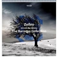 『バロック・コレクション』 アルフレード・ベルナルディーニ&ゼフィーロ(10CD)
