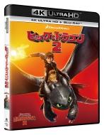 ヒックとドラゴン2 4K Ultra HD+ブルーレイ