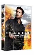 ザ・シューター ファイナル・シーズン DVD-BOX