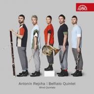 木管五重奏曲集 ベルフィアト五重奏団