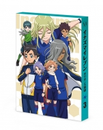 Inazuma Eleven Orion No Kokuin Blu-Ray Box 3