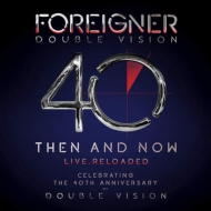 Double Vision: Then And Now (CD+DVD)
