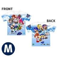 12球団パワプロ女子 Tシャツ(M)