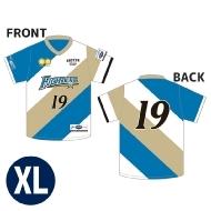eBASEBALL プロリーグ 公式ユニフォーム 北海道日本ハムファイターズ(XL)