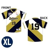 eBASEBALL プロリーグ 公式ユニフォーム オリックス・バファローズ(XL)