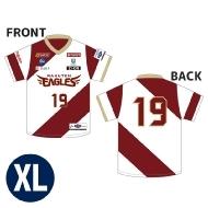 eBASEBALL プロリーグ 公式ユニフォーム 東北楽天ゴールデンイーグルス(XL)
