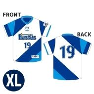 eBASEBALL プロリーグ 公式ユニフォーム 横浜DeNAベイスターズ(XL)