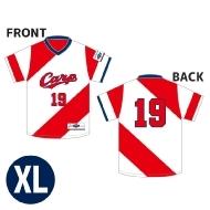 eBASEBALL プロリーグ 公式ユニフォーム 広島東洋カープ(XL)
