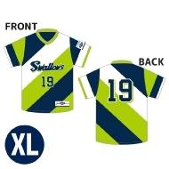 eBASEBALL プロリーグ 公式ユニフォーム 東京ヤクルトスワローズ(XL)