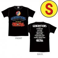 少年クロニクル ツアーTシャツ/BLACK(S)