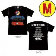 少年クロニクル ツアーTシャツ/BLACK(M)
