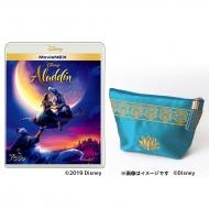 【HMV限定】アラジン MovieNEX (オリジナル ゴールド刺繍ポーチ付き)