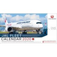 JAL「FLEET」(卓上判)/ 2020年カレンダー