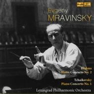 Brahms Piano Concerto No.2, Tchaikovsky Piano Concerto No.1 : Sviatoslav Richter(P)Evgeny Mravinsky / Leningrad Philharmonic